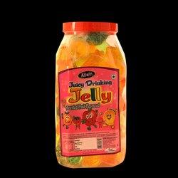 Fruit Flavor Juicy Jelly