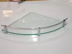 Glass Corner Self
