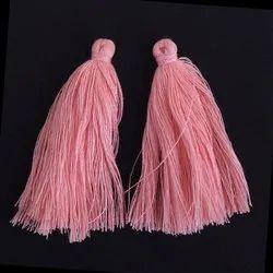Pink Garments Tassel