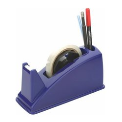 Multicolor Plastic Tape Dispenser