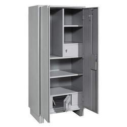 Metallic Grey Office SS Almirah