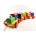Innovative Exports Wooden Toy Train