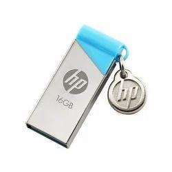 Metal HP Pen Drive
