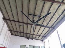 Three Phase Industrial HVLS Fan