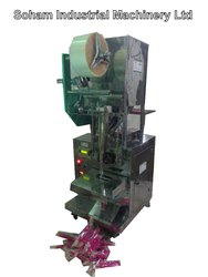 Automatic Incense Weighing & Packing Machine