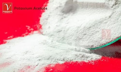 Powder, Solid Potassium Acetate, Usage: Industrial