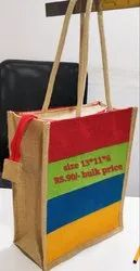 Jute Lunch Bag