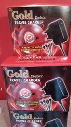 Gold Mobile Traveler Charger