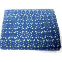 Indigo Print Dabu Print Cotton Fabric