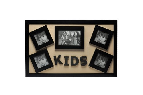 58e7baa90fbd3 Wall Photo Frame Collage With Magnetic Board, Kids
