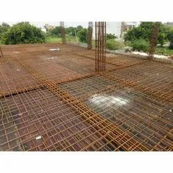 Concrete Frame Structures Residential Projects Commercial Construction Service, in Delhi NCR