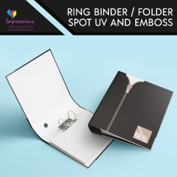 Folder and Binder Printing Service