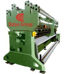 Satya Group Mild Steel Agro Net Making Machine, Automation Grade: Automatic, Capacity: 15 Ton Per Month
