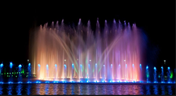 Programmable Dancing Fountain
