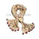 Chanderi Silk Cotton Scarves