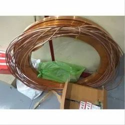Bare Copper Electric Wire