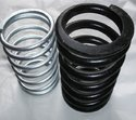Vibrating Coil Spring