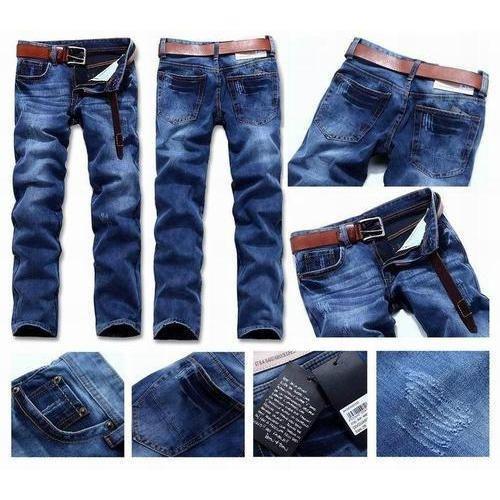 Mens Stylish Jeans, Gents Jeans, पुरुषों का जींस ...