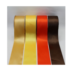 Single Faced Satin Ribbon