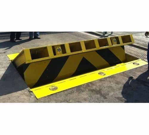 MS Automatic Road Blocker