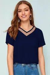 Ofira Fashion Half Sleeve New Trendy T-Shirt