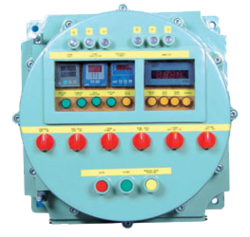 Flame Proof VFD Control Panel