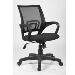 B - 1028 Medium Back Revolving Chair