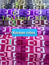 Korean Rolex ''''80'''' Printed Knitted For Mattress