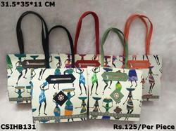 Printed Beautiful Handbag