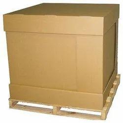 Triple Wall 7 Ply Heavy Duty Corrugated Packaging Box, 11 - 25 Kg