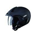 Studds Black Marshall Helmet, Size: L