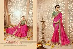Fancy Heavy Silk Sarees