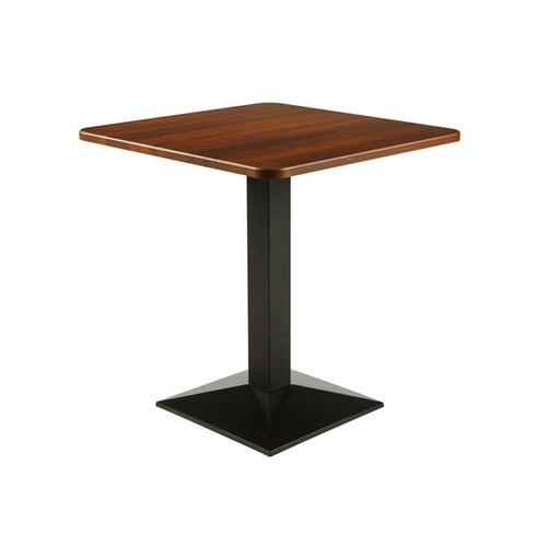 Steel Fab Cafe Table Cafeteria Square Table