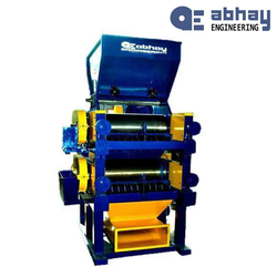 Four Roll Flaker Machine