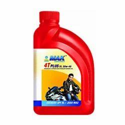 BP Mak 4T Plus Lubricating Oil, For Bike, Unit Pack Size: 1L