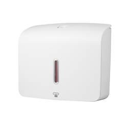Small Chrome Line  Paper Towel Dispenser