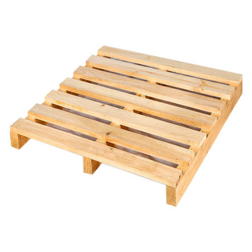2 Way Wooden Pallet, For Industrial