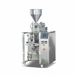 VFFS Collar Type Machine With Paste Filler