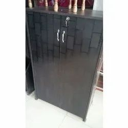 Double Door Mild Steel Almirah