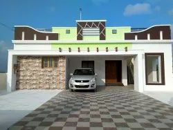2 BHK House In 5.5 Cents - 40 Lakhs