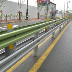 Metal Crash Barrier
