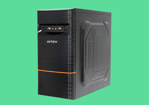 It 225 With Smps Intex Cpu at Rs 1900 /piece | Computer CPU Cabinet ...