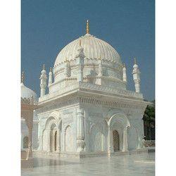 Gurudwara Marble Inlay Flooring Service