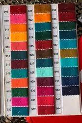 Plain banglori silk fabric, Packaging Type: Box