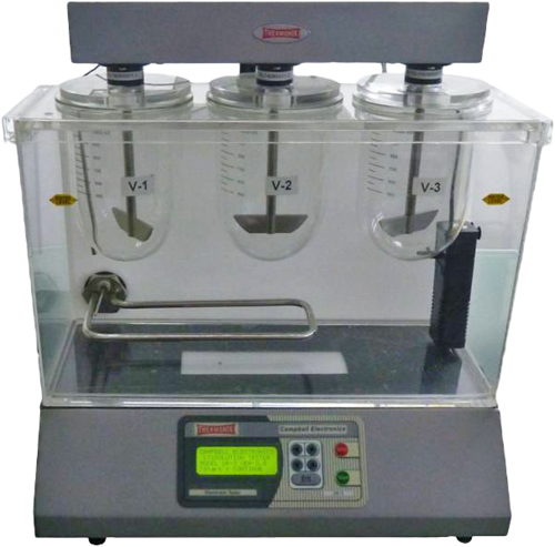Campbell Electronics Ms Tablet Dissolution Tester DR-3