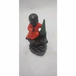 Back Flow Statue