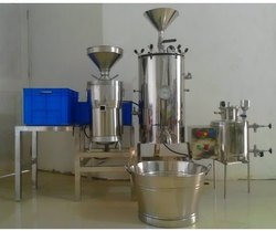 Soya Milk Making Machinery