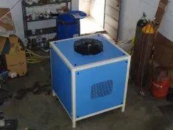 Mild Steel Water Chiller Plant