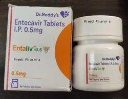 Entaliv 0.5 mg Tablets