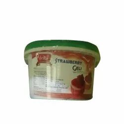 Delta 6 months Strawberry Jelly, Packaging Type: Plastic Jar, Packaging Size: 2.5 Kg